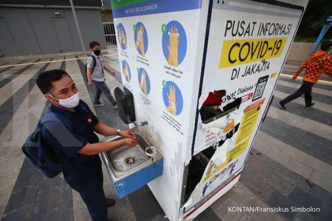 Corona Indonesia: Per Senin (30/11) ada tambahan 4.617 kasus, jangan lupa cuci tangan