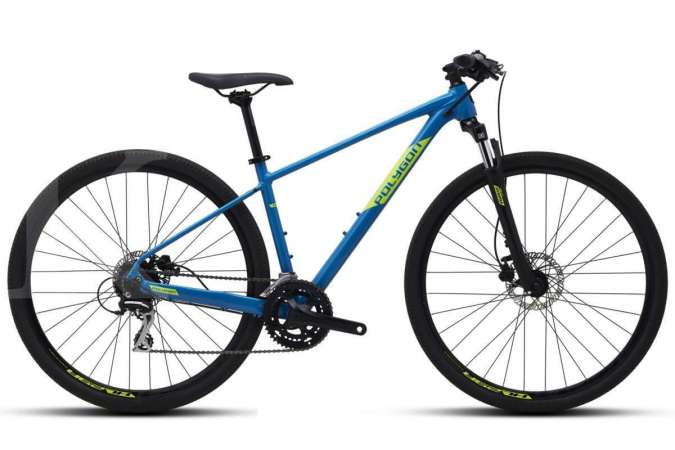 Sepeda gunung Polygon Heist X2