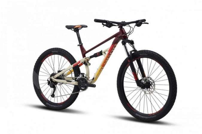 Seri full suspension dari Polygon, berikut harga sepeda gunung Polygon Siskiu D5