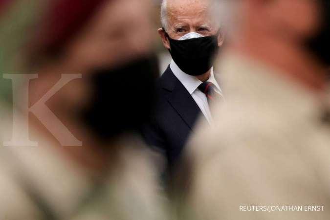 Ada rumor Amerika bakal terapkan lockdown nasional, ini kata Joe Biden
