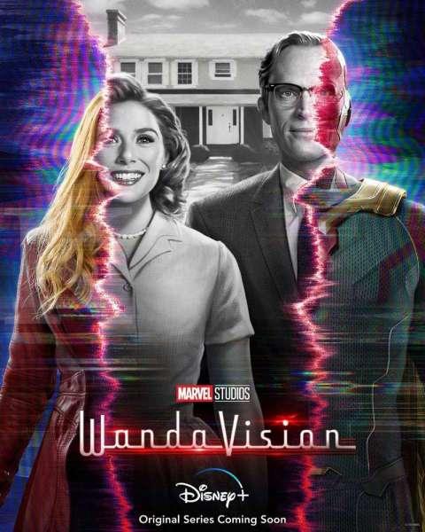 Serial WandaVision di Disney+.