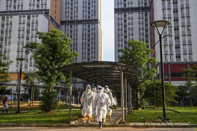 Kasus aktif Covid-19 di Jakarta tambah 180 orang per Sabtu (14/11)