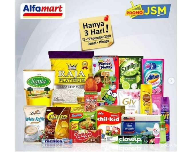 Promo Jsm Alfamart Terbaru 13 15 November 2020