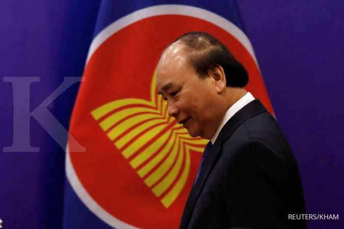 Perdana Menteri Vietnam Nguyen Xuan Phuc