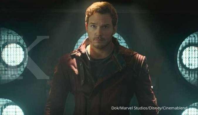 Thor 4, Chris Pratt akan bertemu Chris Hemsworth dalam film Thor: Love and Thunder