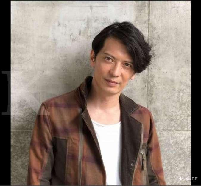 Bintang Kamen Rider Blade, Akira Kubodera meninggal dunia