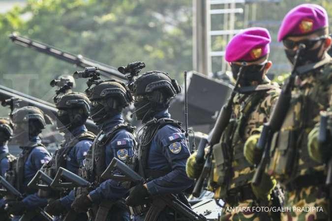 Indonesia peringkat 16 dunia, begini kekuatan militer negara kita