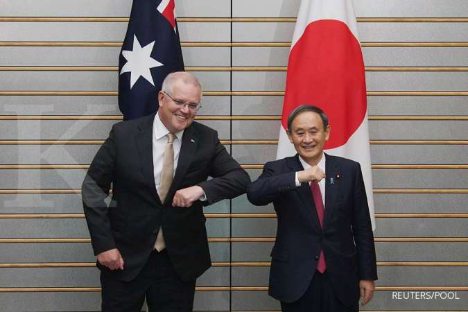 Jepang-Australia sepakati kerjasama militer, AS berharap ini