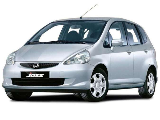 Honda Jazz (kontan.co.id