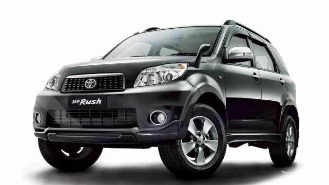 Kian murah, Harga mobil bekas Toyota Rush dari Rp 80 jutaan jelang akhir tahun