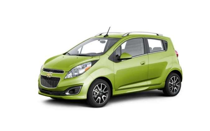 LCGC ini kian terjangkau, harga mobil bekas Chevrolet Spark mulai Rp 60 juta
