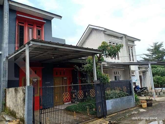 Lelang rumah sitaan Bank BNI Syariah, Rp 100-an juta di Depok