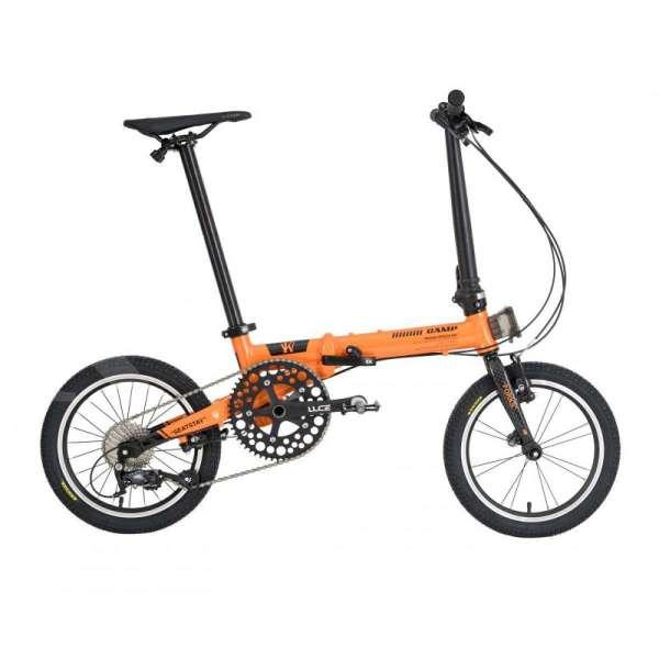Baru beredar, harga sepeda lipat Camp Hazy RR 9SP tidak terlalu mahal