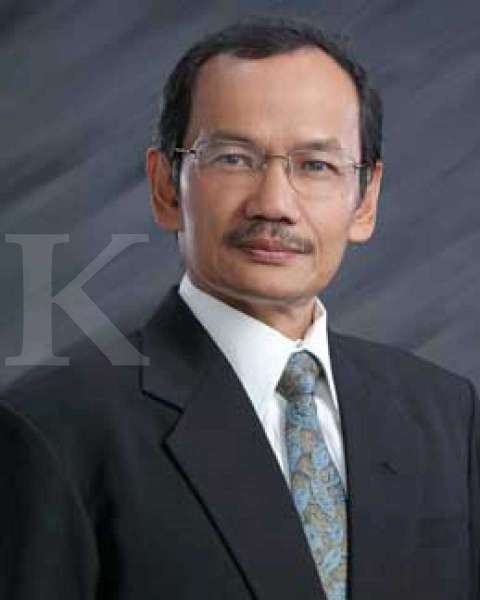 Direktur Jenderal Pendidikan Tinggi (Dikti) Kementerian Pendidikan dan Kebudayaan,Prof. Ir. Nizam, M.Sc., DIC, Ph.D