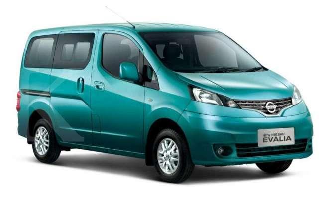 MPV muat banyak, harga mobil bekas Nissan Evalia mulai Rp 70 juta saja