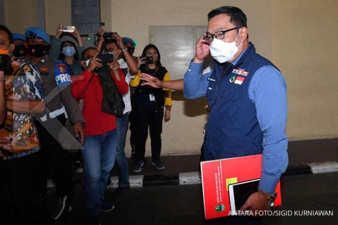 Wali kota Cimahi kena OTT KPK, Kang Emil sempat beri peringatan
