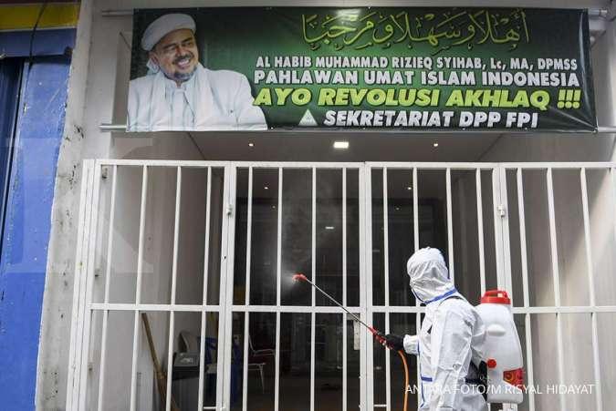1 Desember 2020, Polda Metro Jaya akan memeriksa Habib Rizieq Shihab