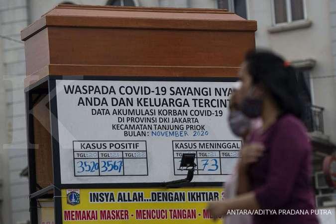 Kasus corona di Indonesia tembus 500.000, ini gejala virus corona menurut WHO & CDC