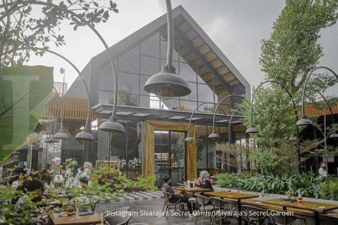 Tempat nongkrong tersembunyi yang lagi hits di Kota Malang, Sivaraja's Secret Garden