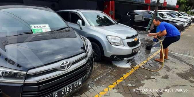Hemat tempat, ini 6 pilihan harga mobil bekas Rp 50 jutaan jenis hatchback