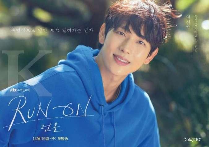 Drama Korea terbaru Run On di JTBC.