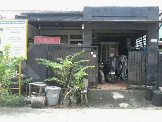 Hanya satu unit di Bekasi, lelang rumah sitaan Bank BRI harga murah, Rp 100-an juta