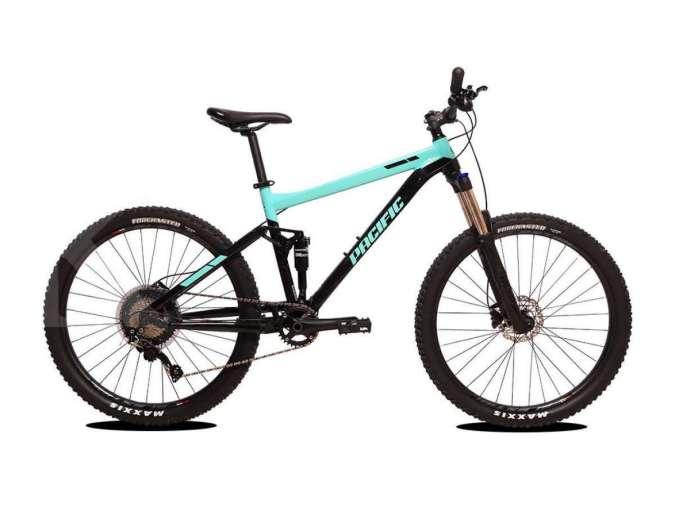 Harga sepeda gunung Pacific Foster 5.0 bikin rogoh kocek dalam-dalam, ini tampilannya