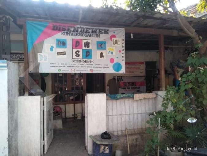 Lelang rumah sitaan bank dan PNM, harga di bawah Rp 100 juta di Bekasi