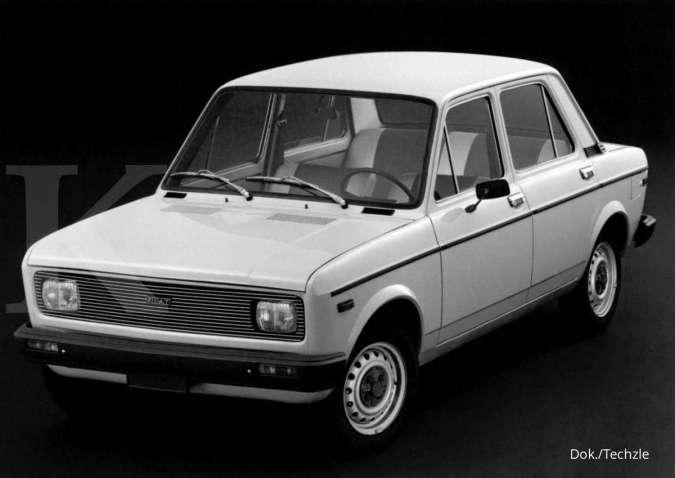 Fiat 128 milik Maradona