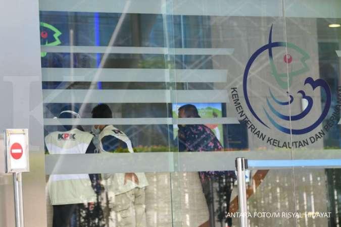 KPK amankan sejumlah uang tunai dalam penggeledahan kantor KKP