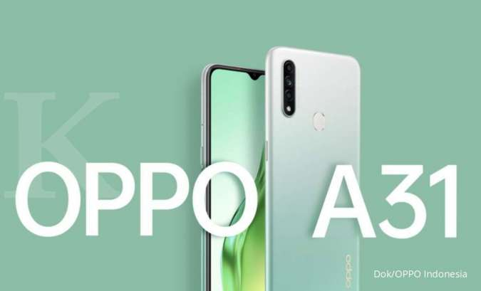 Daftar HP 2 jutaan terbaru 2020, OPPO A31 hingga Realme Narzo