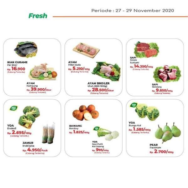 Promo JSM Yogya Supermarket 27-29 November 2020, harga heran!