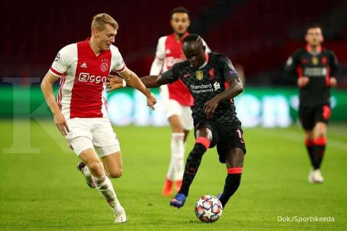 Liverpool vs Ajax di Liga Champions: Momen genting raih poin penting The Reds