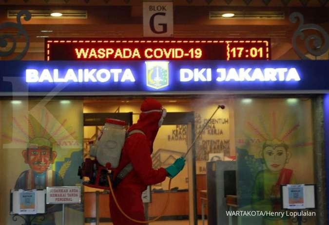 Update Corona Jakarta, Selasa (1/12): Tambah 1.058 kasus baru, 10.128 pasien dirawat