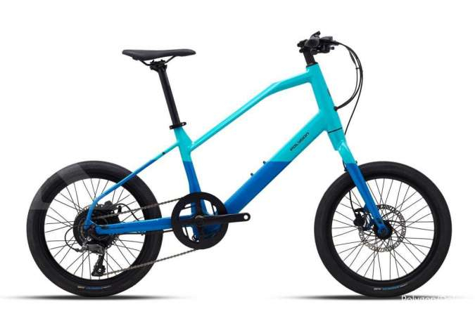 Harga sepeda Polygon Gili Velo bikin dompet tipis, simak spesifikasinya