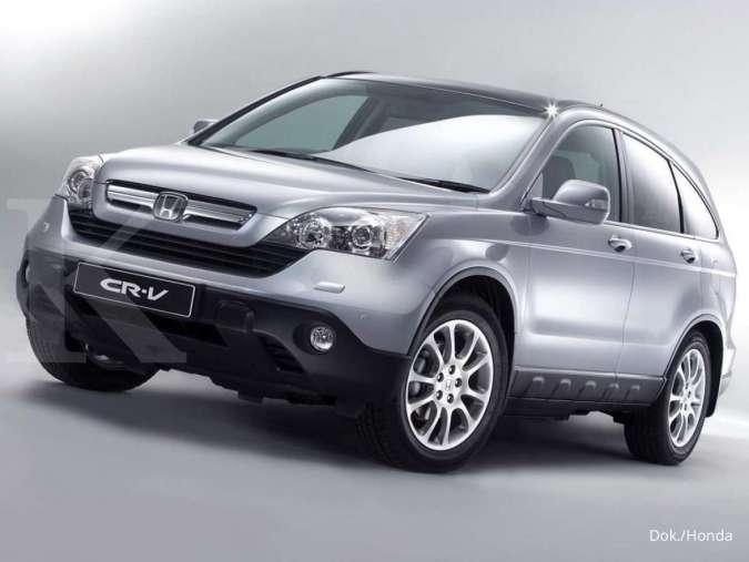 Harga mobil bekas Honda CR-V generasi ini termurah Rp 100 juta