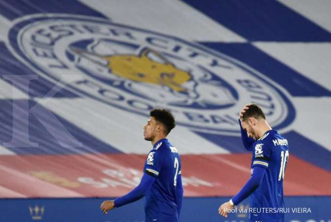 Jelang laga Leicester vs Man United di Boxing Day Liga Inggris