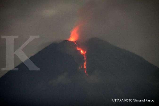 Gunung Semeru Meletus Luncurkan Awan Panas Hingga 4 5 Km Masyarakat Diminta Waspada
