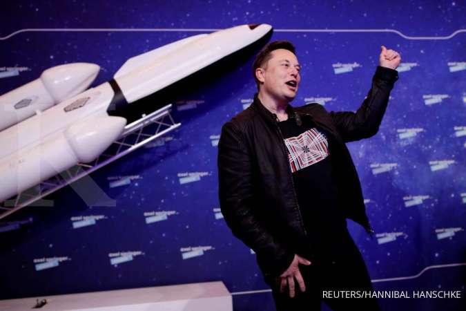Bisa ditiru, ini strategi Elon Musk bisa sukses dalam berbisnis