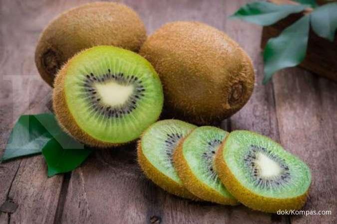 Jus kiwi bermanfaat sebagai obat diabetes melitus dan tekanan darah tinggi