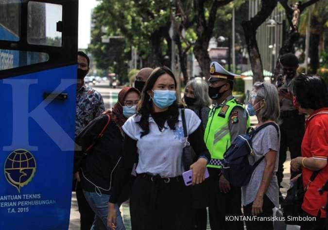 Jumlah kasus positif Covid 19 di Jakarta hari ini (4/12) naik 94 kasus