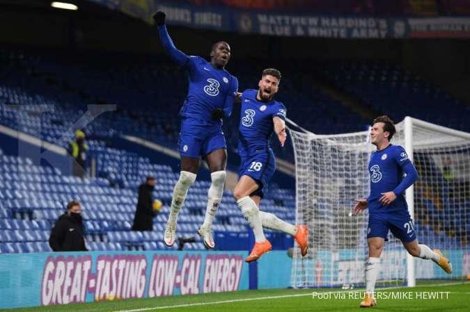 Jelang laga Leicester vs Chelsea di Liga Inggris