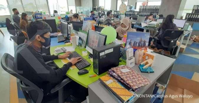 Perkantoran di Jakarta wajib terapkan 75% WFH mulai Senin depan