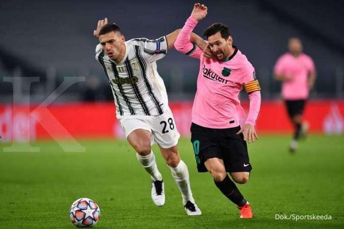 Lionel Messi absen di laga Barcelona vs Eibar di La Liga Spanyol