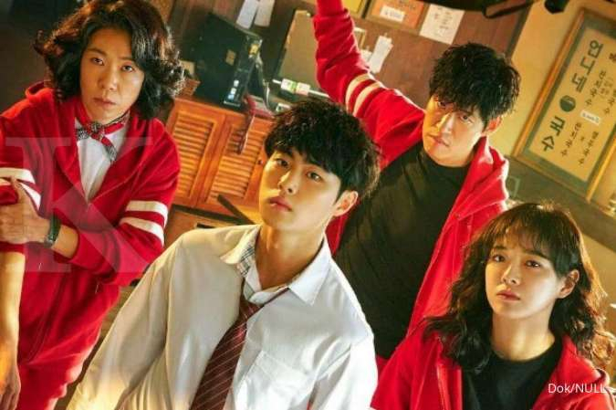 Song Joong Ki aktor Descendants of the Sun dukung drama Korea terbaru The Uncanny Counter.