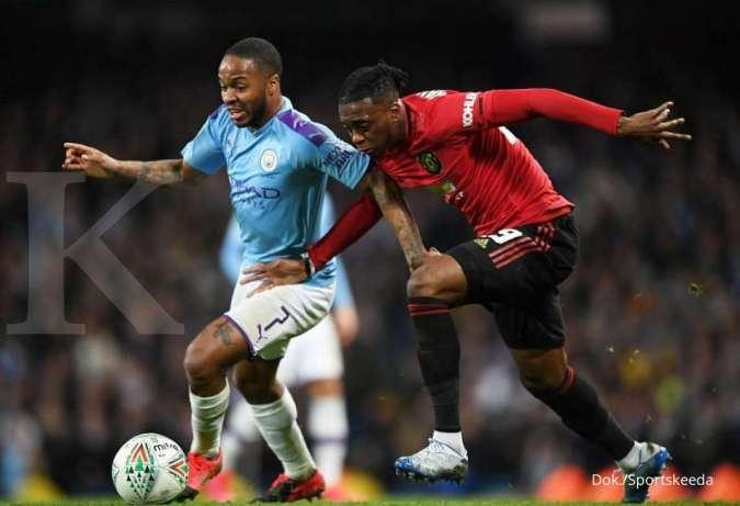 Jelang pertandingan Man United vs Man City di Semifinal Carabao Cup