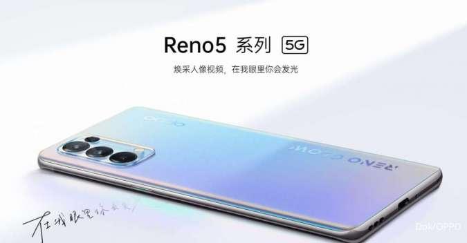 Resmi Diluncurkan Di China Ini Dia Spesifikasi Oppo Reno5