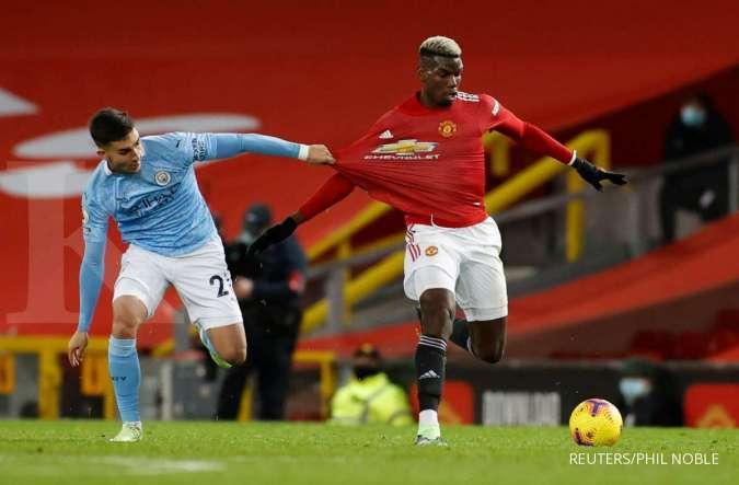 Jelang Derby Manchester, Man United v Man City di Piala Liga Carabao Cup