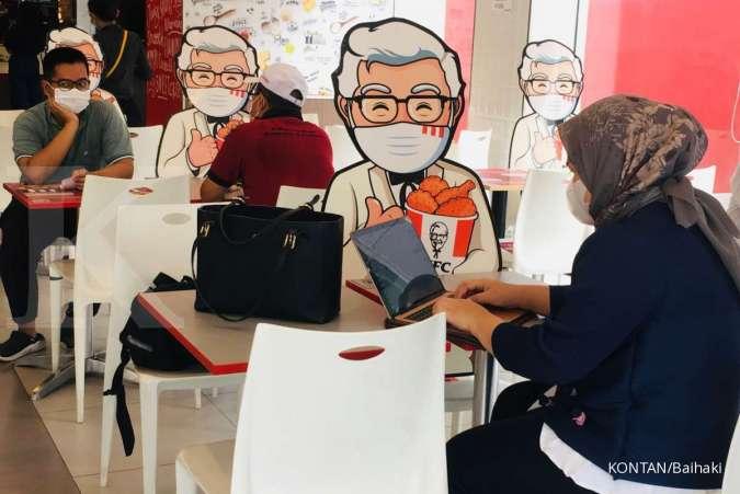 Promo KFC hari ini 9 Januari 2021, makan hemat mulai Rp 107.728!