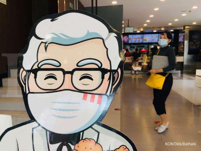 Promo KFC hari ini 10 Januari 2021, paket makan hemat mulai Rp 107.728!